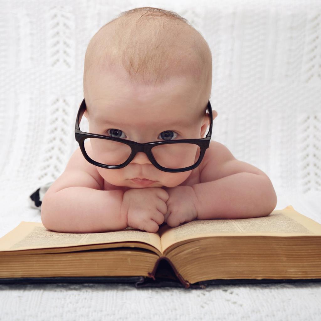 brainy baby reading