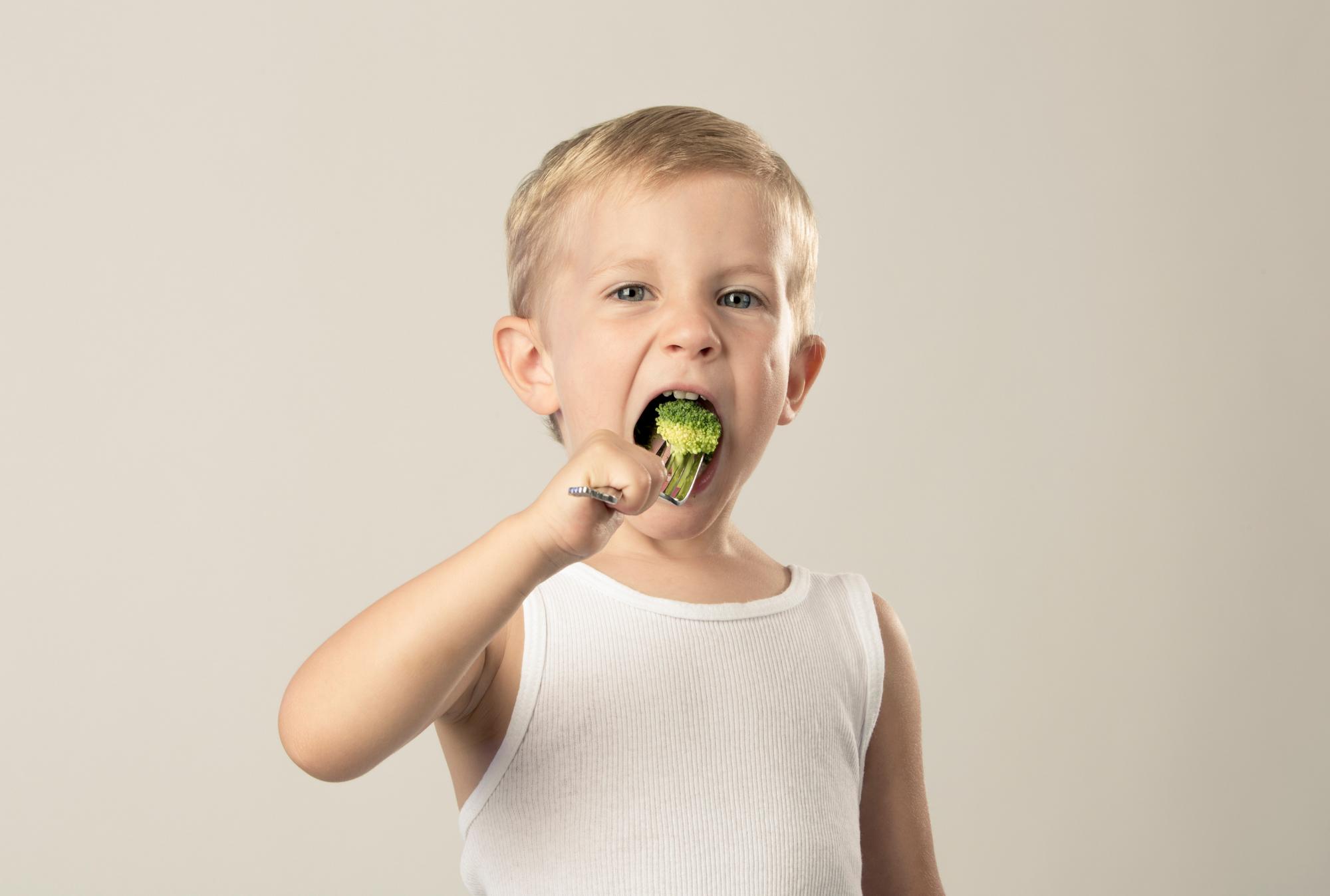 kid broccoli